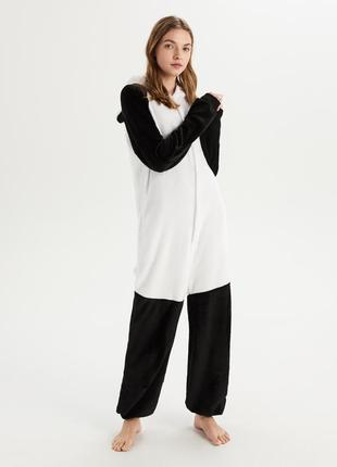 Пижама кигуруми панда sinsay poland