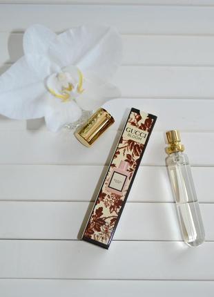 Gucci bloom пробник 20 мл,парфюмерная вода,парфюм, парфюмерная ручка