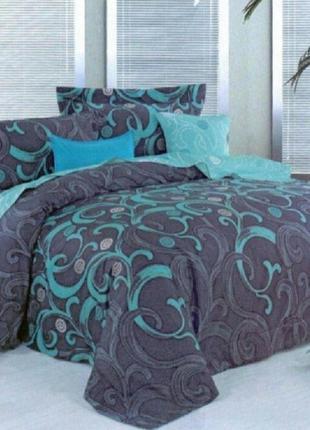 Комплект качественного постельного белья! пакистан!