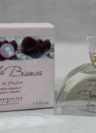 Женские духи amerigo - perla bianca италия