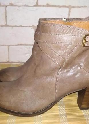 Шкіряні черевички marc o'polo
