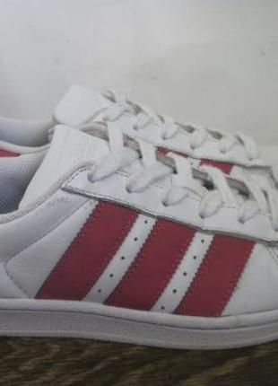 Кожаные кроссовки  adidas  р.36