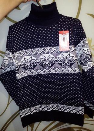 Шикарные свитерки, рост 122-146