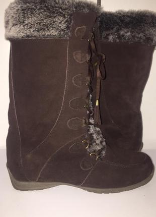Зимові чобітки zeroxposur