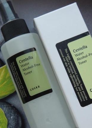 Cosrx centella тонер с центеллой1 фото