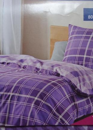 Теплое постельное белье пододеяльник + наволочка meradiso, германия