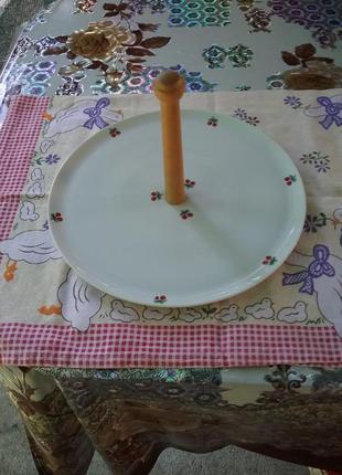 Разнос для торта или бутербродов