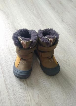 Tsm зимние кожаные заишевые ботинки сапоги