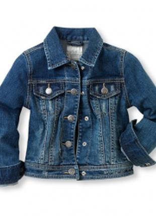Модная джинсовая куртка children's place