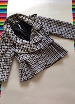 Трендовый пиджак жакет miss posh размер  6-8 наш 38-40 или подростковый цена 199грн.