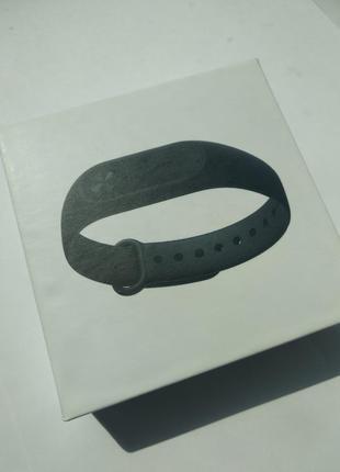 Фитнес браслет smart band m2 black