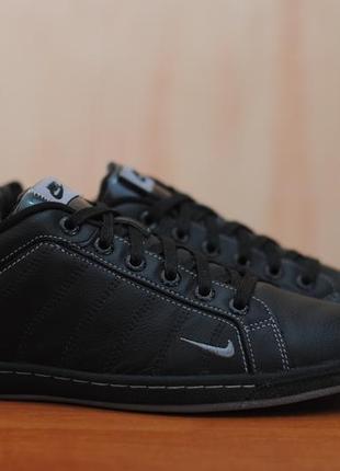 Черные женские кроссовки nike court tradition light, 40 размер. оригинал