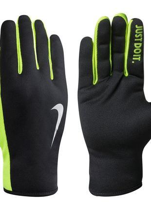 Nike мужские перчатки для бега/мужские беговые перчатки