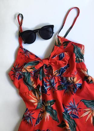 Платье в гавайском стиле atmosphere