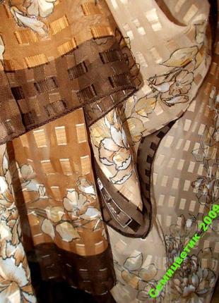 Нарядный платок queen корея