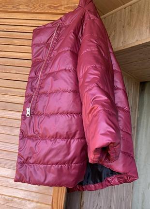 Куртка жилетка ветровка силикон 100 женская новая осенняя3 фото