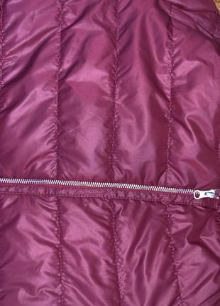 Куртка жилетка ветровка силикон 100 женская новая осенняя5 фото