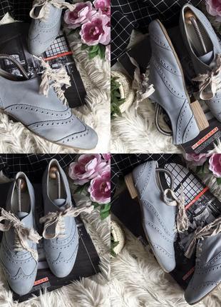 Лофери / туфлі / ботинки / ботінки натуральна кожа