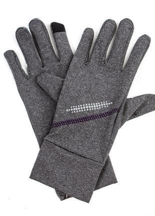 Перчатки для бега crivit sports