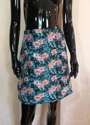 Распродажа -50% на вторую вещь фактурная юбка george uk 12 наш 46