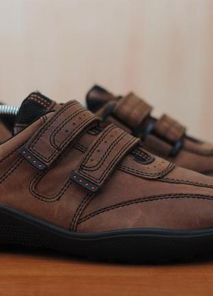 Кроссовки кожаные мужские hotter, 42,5 размер. оригинал