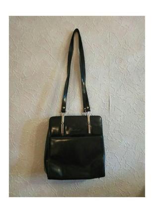 Лаковая сумка new style bags