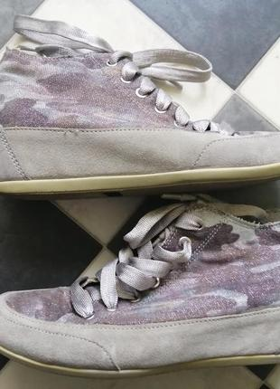 Сникеры сникерсы высокие кроссовки igi&co2 фото