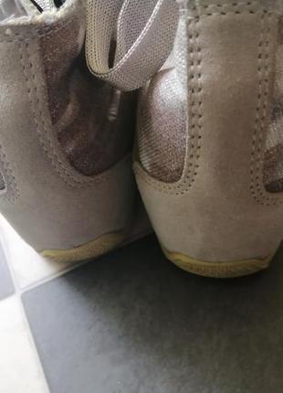 Сникеры сникерсы высокие кроссовки igi&co4 фото