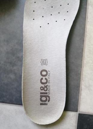 Сникеры сникерсы высокие кроссовки igi&co8 фото