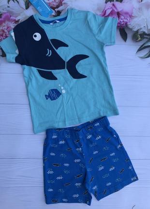 Новые летние пижамы на мальчика