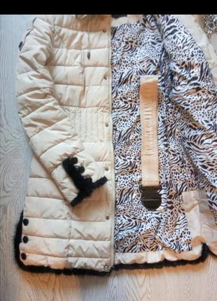 Пуховик 💕 зимова куртка сассі