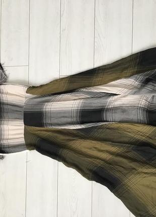 Zara платье в клітку, s3 фото