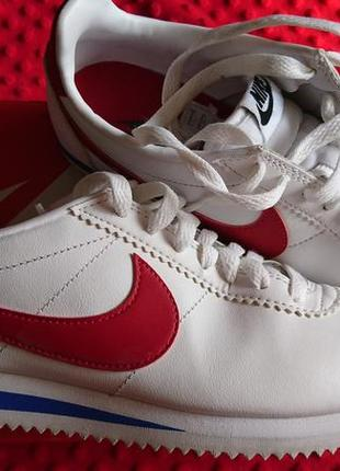 Nike cortez leather classic (оригинал, найк кортез, кожаные)