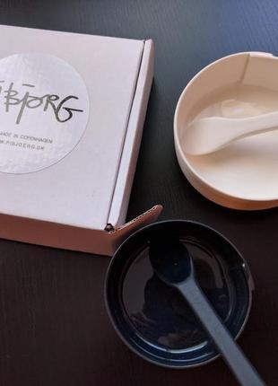 """Фарфоровый набор для соли и перца """"salt & pepper"""" pibjoerg cos"""