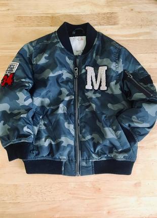Бомбер, куртка демисезонная, утеплённая куртка