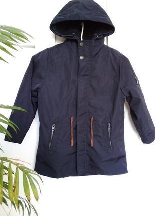 Парка куртка zara 116 р.