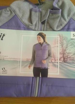 Функциональная куртка softshell сrivit (германия), размер евро s 36/38 (наш 44)4 фото