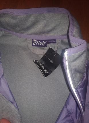 Функциональная куртка softshell сrivit (германия), размер евро s 36/38 (наш 44)8 фото