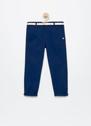 Стильные брючки, коттоновые брюки, штаны