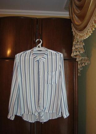 Рубашка select, 100% вискоза, размер 14/42