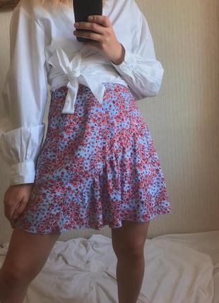 Новая юбка h&m размер м