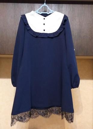 Нарядное,школьное платье,рост 128-146
