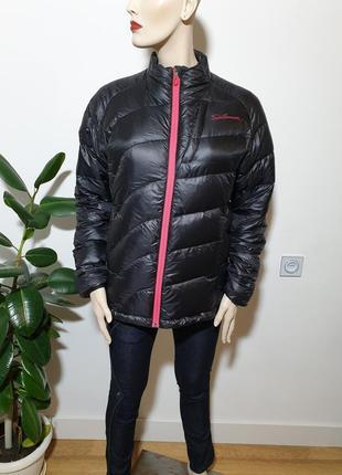 Куртка дутик пуховик salomon