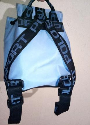 Рюкзак спортивный polo sport сша унисекс2 фото