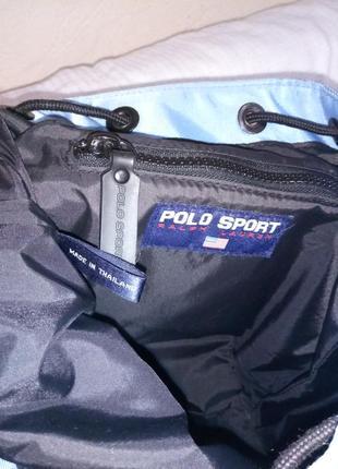 Рюкзак спортивный polo sport сша унисекс4 фото