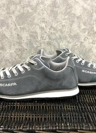 Трекинговые кроссовки scarpa1 фото