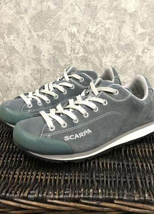 Трекинговые кроссовки scarpa2 фото