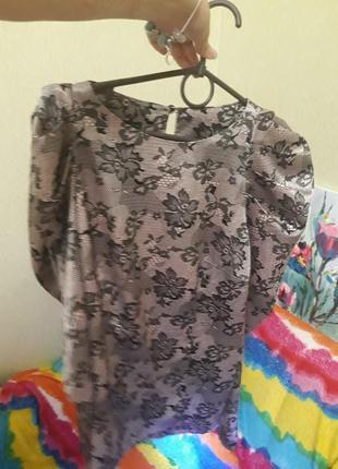 Блуза oodji в ідеальному стані1 фото