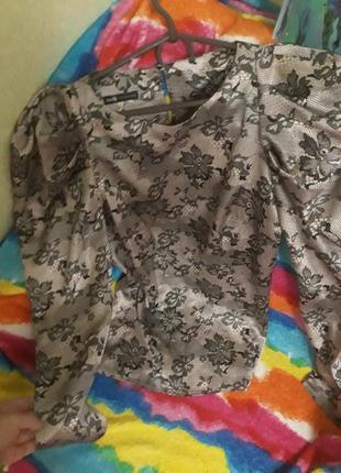 Блуза oodji в ідеальному стані4 фото