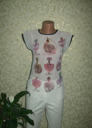 Оригинальная футболка блуза marietta5 фото